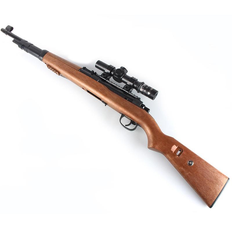 JF-15 98K 6mm Bolt-Action Mag-Fed Sniper Rifle Gel Blaster