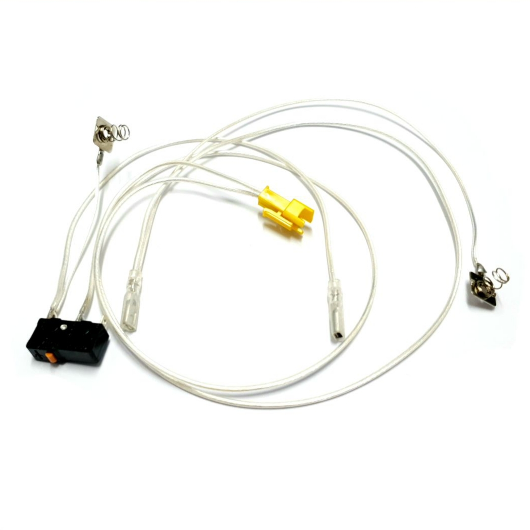 Silver Wiring Kit with 10Amp Switch for Gen 8 on